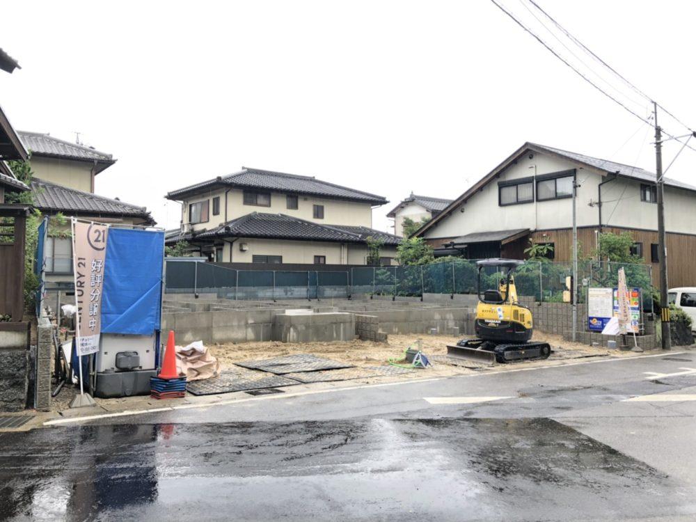豊田市京ケ峰 新築戸建