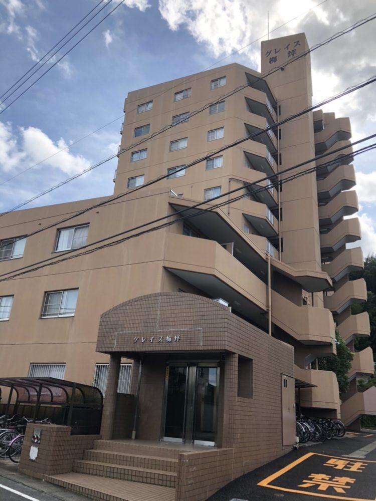 豊田市梅坪町 グレイス梅坪9階